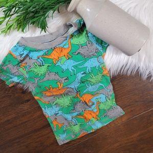 🌿5/$25 Carter's Blue Dinosaur Pajama Top | sz 18m